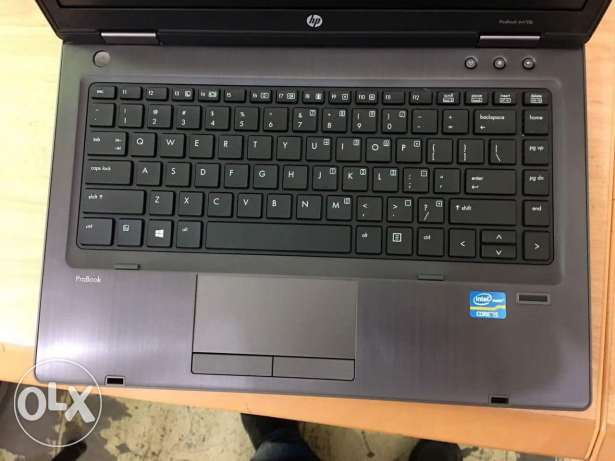 Hp pro book laptop