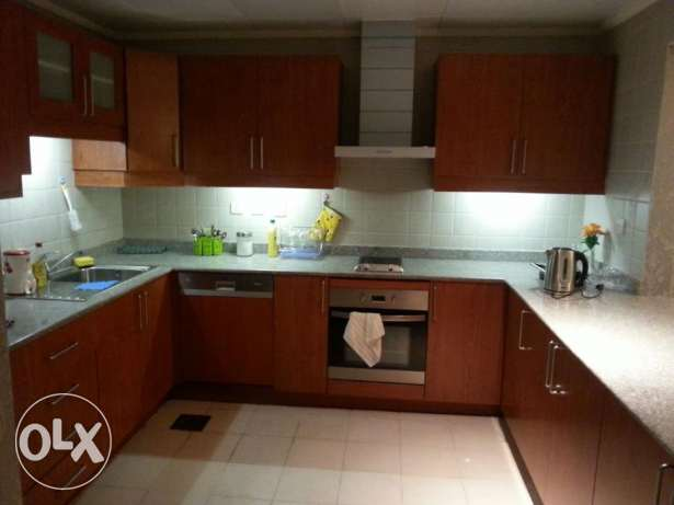 Appartment for rent in the pearl الؤلؤة -قطر -  2
