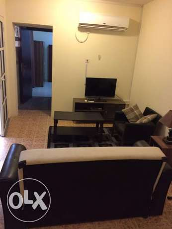 to rent:- 01bhk FF flat Al Gharraffa
