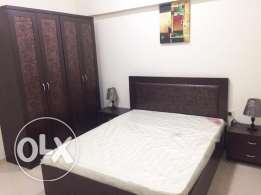 Fully-Furnished 1/Bedroom Rent At {Abdel Aziz}