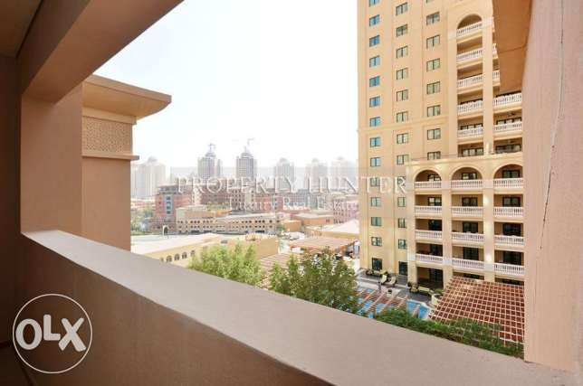 Studio Apartment in Luxury Development الؤلؤة -قطر -  7