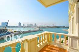 Direct on the sea 3 bedrooms apartment + 1 month free