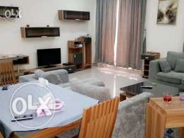 Rent For 1 or 2 MONTHS,3-BR Flat in AL nasr,Gym,Pool,No Commission