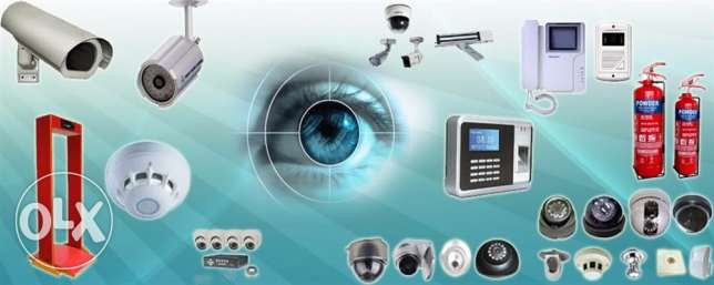 30% Discount for CCTV and Access Control System