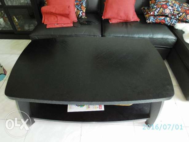 Coffee Table 130cm x 80cm x 50 cm from Home center