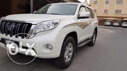 Toyota prado TXL 2014 mid option it's V6 wawwww conditions