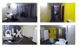 (urgent)1 BHK accommodation for family