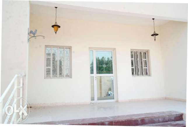 family..5 bedroom +back yard stand alone villla at duhail