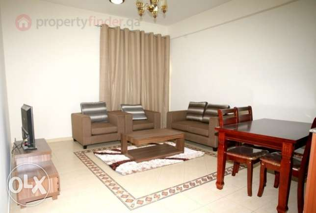 Furnished 1 BHK for rent in Doha Jadeed