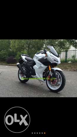 brand new racing motorcycle no liscence plate