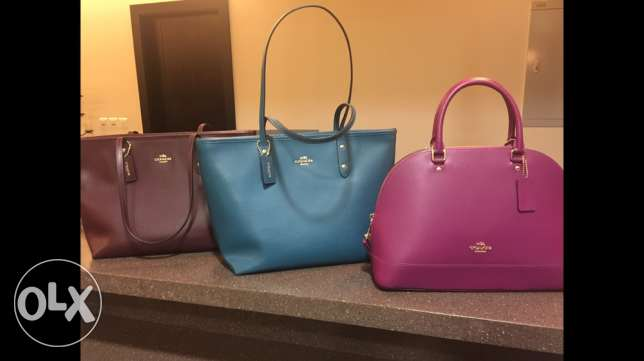 Beautiful Coach Bags