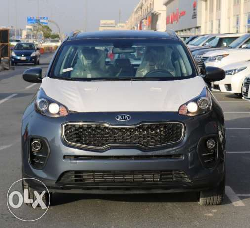 Kia - Sportage - 1600 cc Panoramic roof
