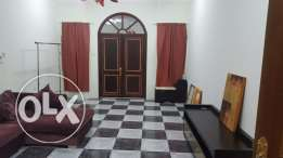 Spacious 2bhk /2bath Ground floor full Maamoura