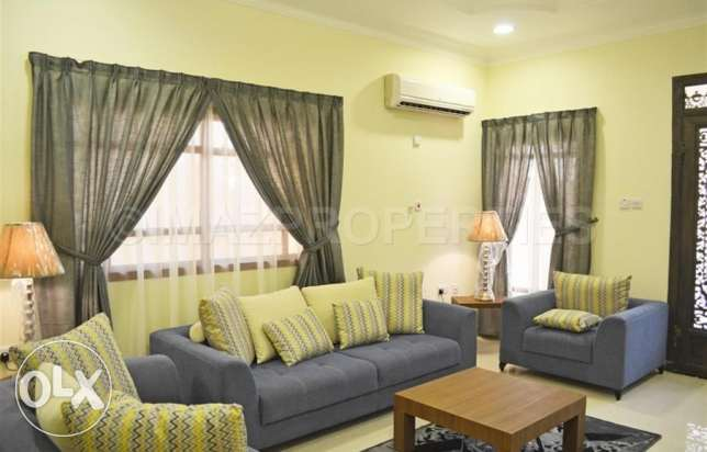 --Furnished Apartment for Rent - near to Shamal Rd