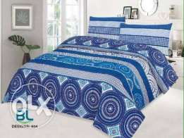 Single and double bed sheet for sale