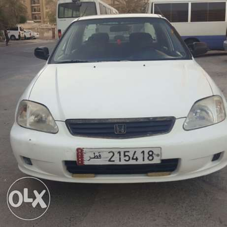 Honda civic الوكرة -  2