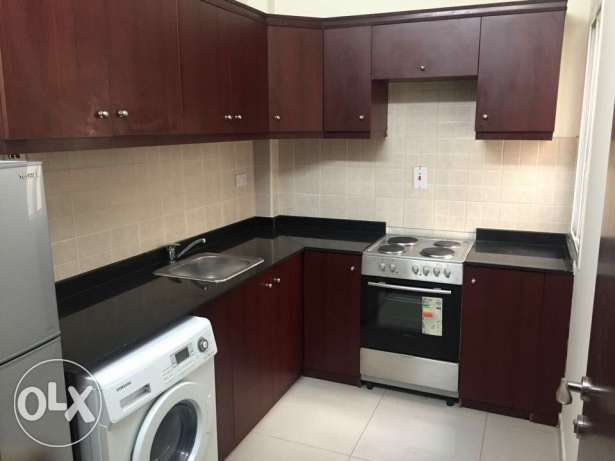 Monthly Rent 2 BR Flat in AL Nasr,Gym,Pool,No Commission النصر -  6