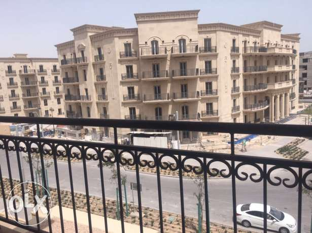 Studio with balcony in Lusail city .