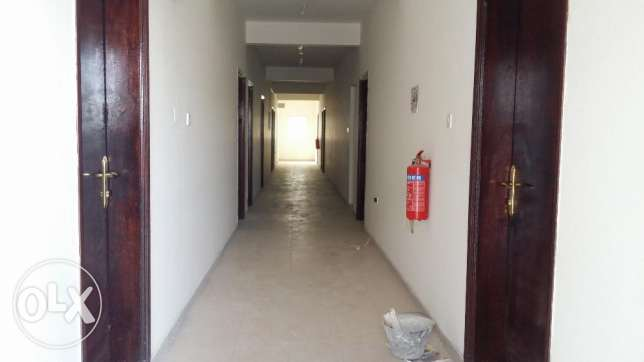 15 Rooms Labour comp for Rent