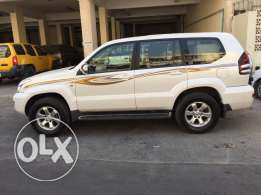 Brand New Toyota Land Cruiser Prado-VX