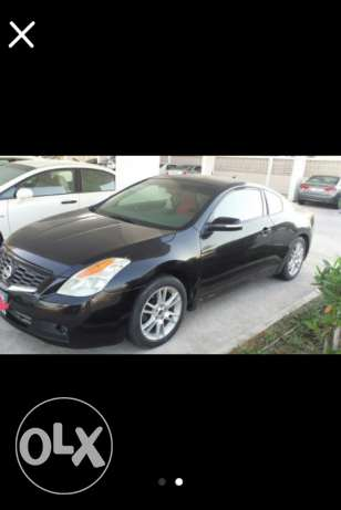 Perfect 2009 nissan altima coupe for sale