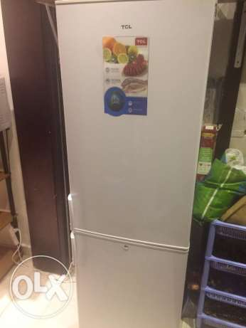 Fridge TCL new for sale