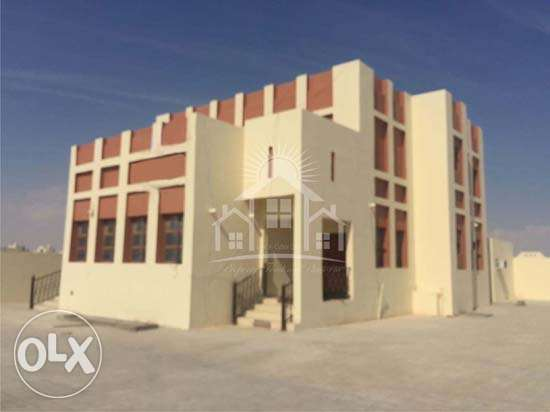 LIC 428 Larggest Parking Semi Commercial Villa at Al Khor
