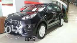 Brand New Kia - Sportage Model 2017
