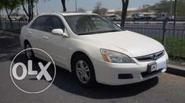 Honda Accord model 2007 full options, very good condition