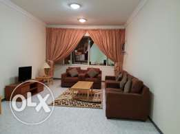 Fully furnished 3 bedroom's apartment in najma/ شقق مفروشة في النجمة