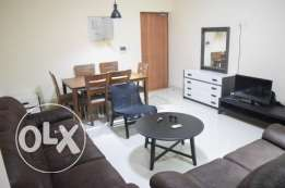 Stylish 2 bhk fullyfurnished apartments available in old al ghanim