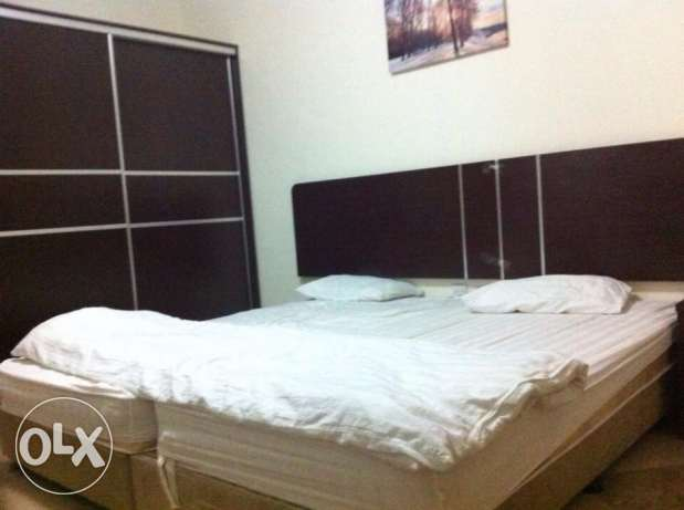 Fully furnished one room&bath in 3 BHK EZDAN WAKRAH for Bachelor only