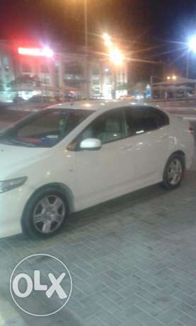 Honda city 2010 model. With new istimara until 2-2018,and 4new tyres.