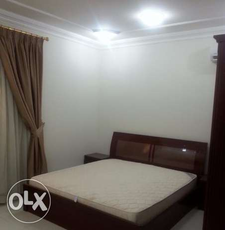 Good F/F 2 B/R flat in Mansoura/6000