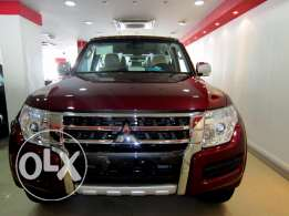 Brand New Mitsubishi Pajero 3.5 Model 2016