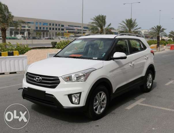 New Hyundai - CRETA Model 2017