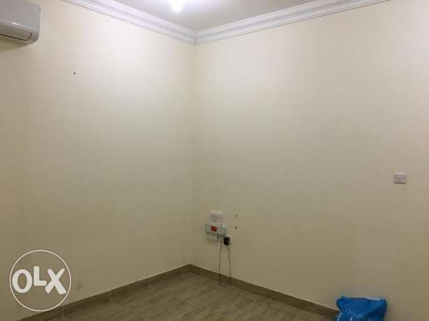 unfurnished 1 bhk in ainkaled behind doha bank in salwa road