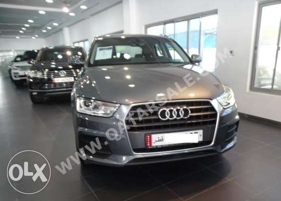 "Brand New Audi Q3 ""Under 3 Years Warranty & 5 years Free Service"""