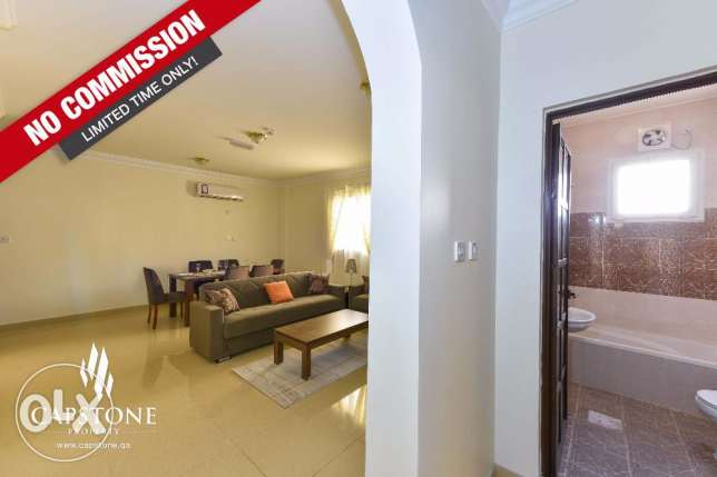 No Commission, Conveniently Located, Brand New 2-Bedroom Furnished Apt