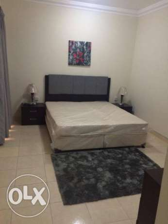 fully furnished very nice 2bhk brand new with 1-MONTH FREE IN AL SADD