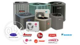 All ac repair and sales fixing and buy