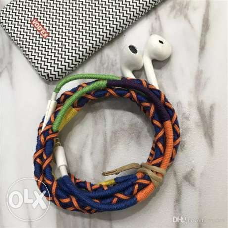 Stylish Earpods (Hand Made)