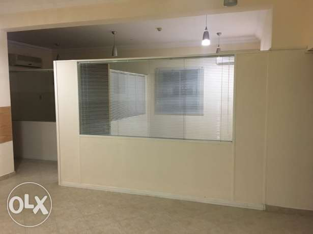 4 room office space at wakrah