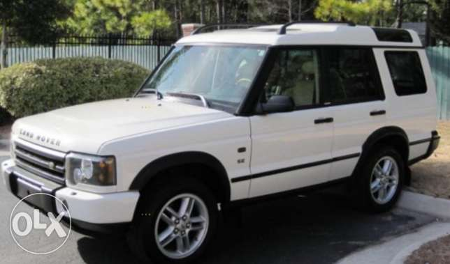 Land Rover Discovery 2003 model for sale