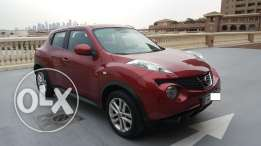 Nissan juke 2013 , full options