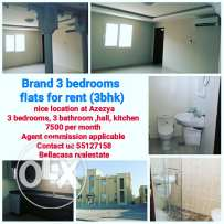 Brand 3 bedrooms at Azezya