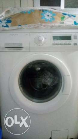 Washing Machine, Fridge and other Household furniture, moving sale