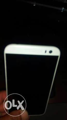 Htc 616 good condition mobile with pouch الكورنيش -  4