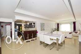 One of a kind 1 Bedroom Apartment in The Pearl