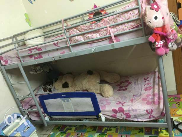 Bunk bed (sold)